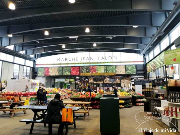 Mercado Jean Talon