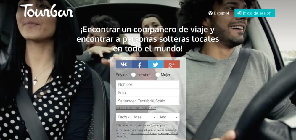 App Tourbar