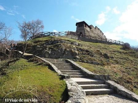 Fortaleza de Visegrad
