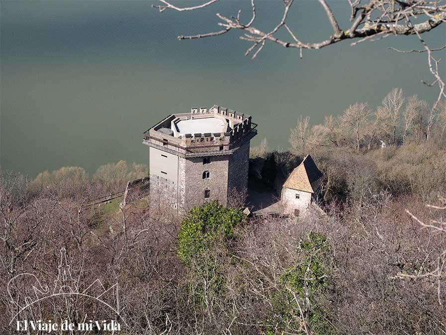 Torre Salomón en Visegrad