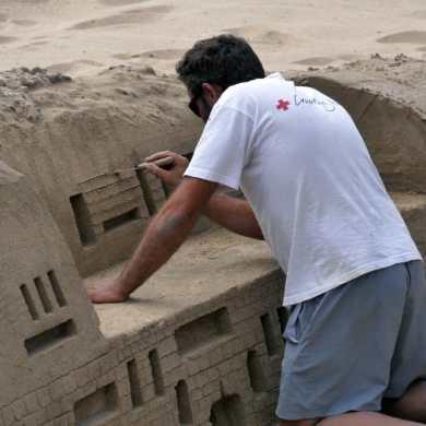 Trabajar como arqueólogo