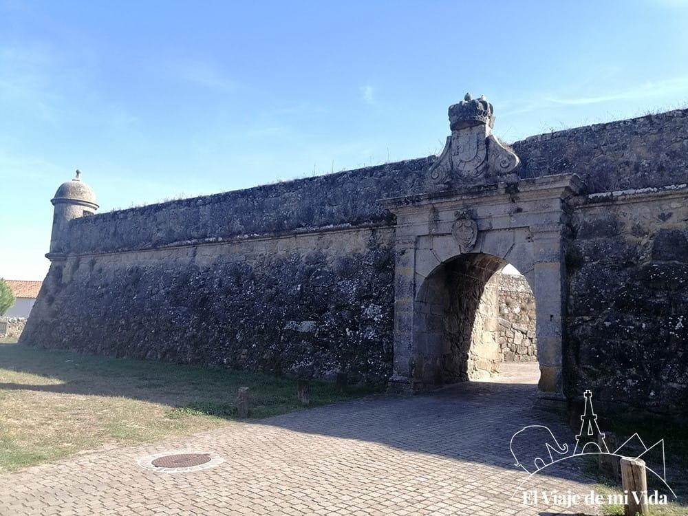 La Fortaleza Sao Tiago de Barra