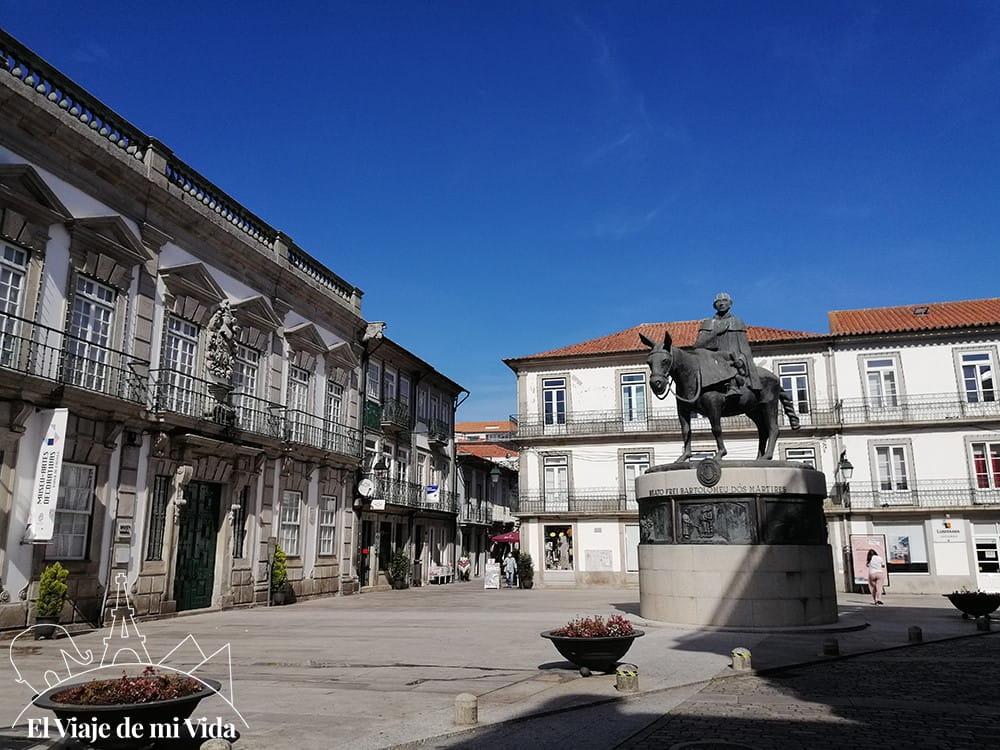 Centro histórico de Viana