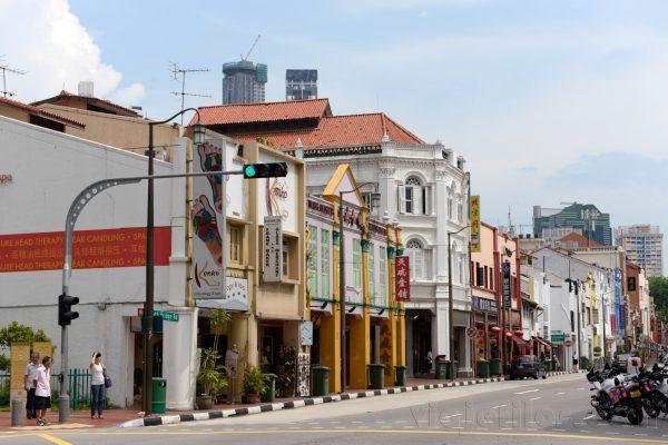 01 Viajefilos en Singapur, Chinatown 06