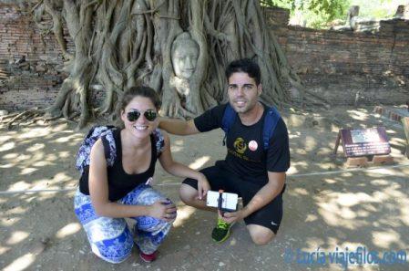 02 Lucia Viajefilos en Ayutthaya03