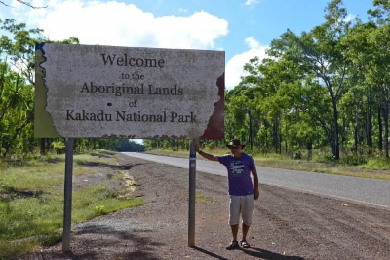 Como recorrer en caravana Kakadu NP en los territorios del Norte de Australia
