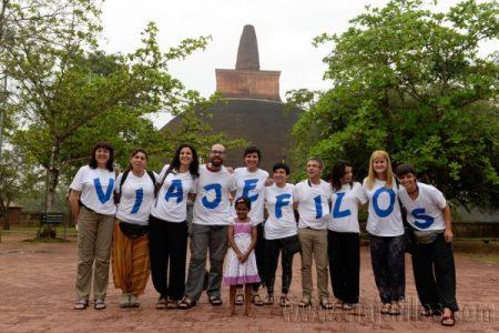 02 Viajefilos en Sri Lanka. Anuradhapura 05