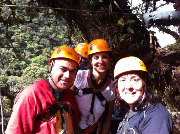 03 Viajfilos en Panama. Canopy en Boquete 01