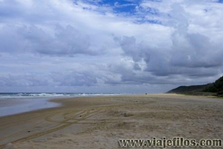 05 Viajefilos en Australia, Fraser Island 010