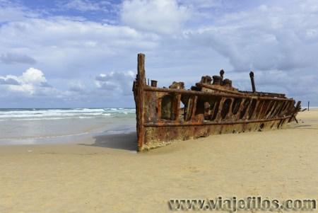 05 Viajefilos en Australia, Fraser Island 022