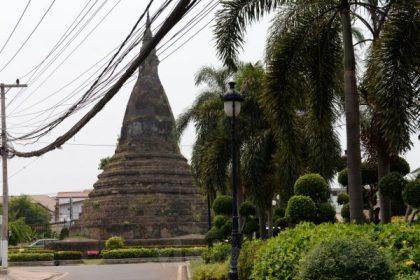 Estupa Negra, Vientiane