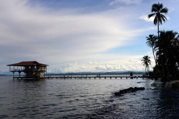 05 Viajefilos en Panama. Isla Carrenero 11