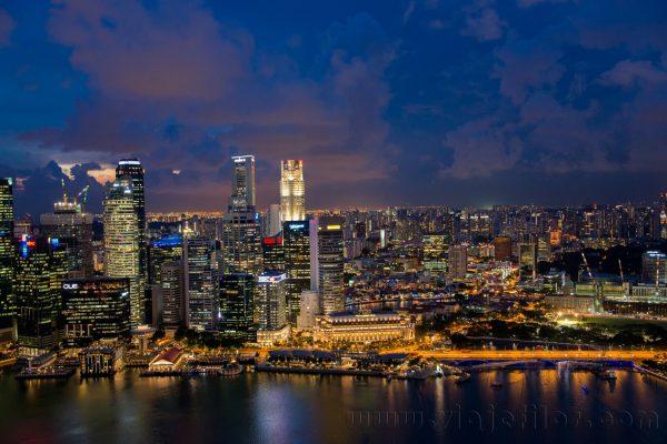 08 Viajefilos en Singapur, Vistas Marina Sands 16