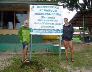 11 Viajefilos en Panama, Isla de Coiba 20