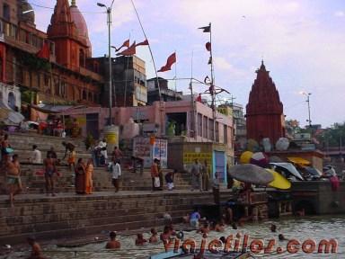 Río Ganges Varanasi