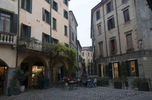 Padua guetto y bares