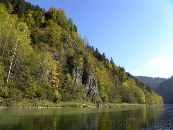 Vistas desde Dunajec