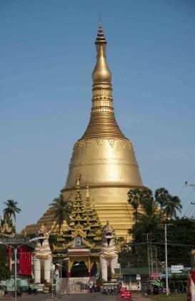 Bago, Templos y Budas 01