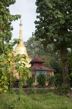 Bago, Templos y Budas 03