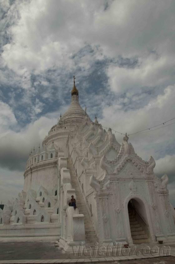 Mandalay, Mingún 1