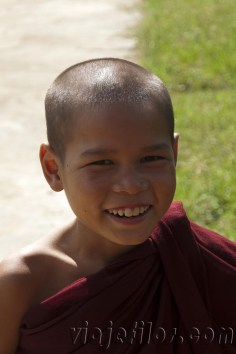 Sonrisas de Myanmar 14