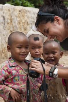 Sonrisas de Myanmar 21