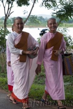 Sonrisas de Myanmar 33