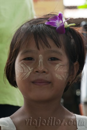 Sonrisas de Myanmar 47