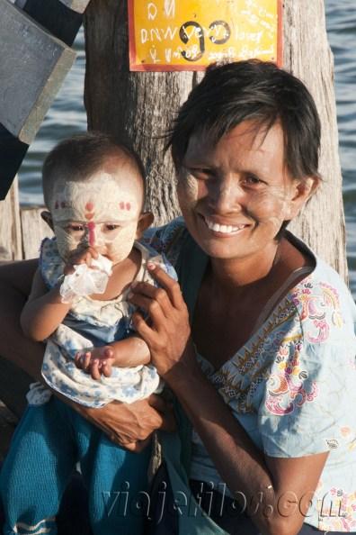 Sonrisas de Myanmar 49