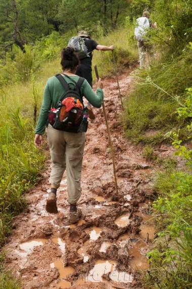 Trekking Kalaw-Inle 17