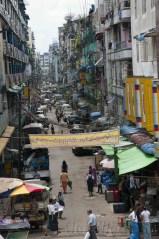 Yangón, calles 1