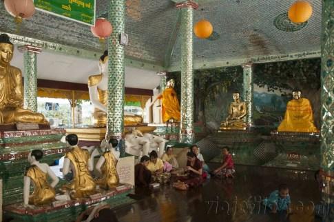 Yangón, Shwedagon Paya 11