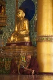 Yangón, Shwedagon Paya 6