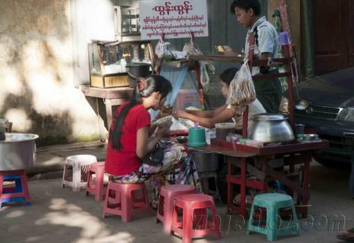 Yangón, mercados de la ciudad 01