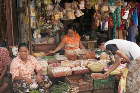 Yangón, mercados de la ciudad 09