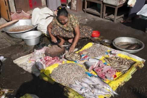 Yangón, mercados de la ciudad 11