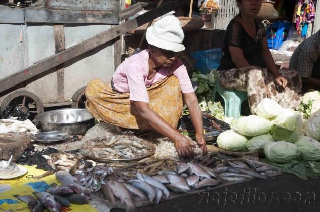 Yangón, mercados de la ciudad 16