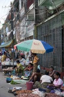 Yangón, mercados de la ciudad 21