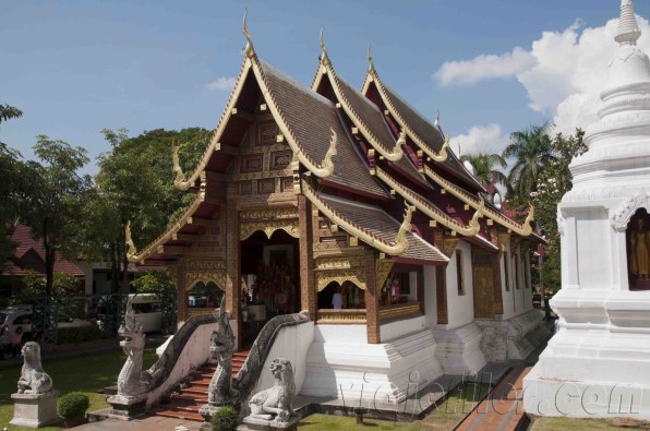 01 Templos de Chiang Mai 10