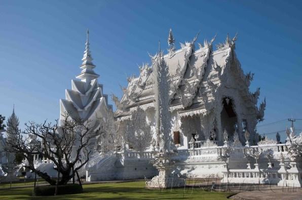 03 Templo Blanco, Chiang Rai 09