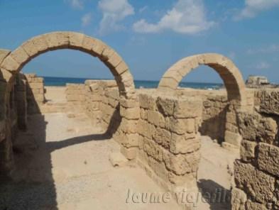 Ruinas de Cesarea