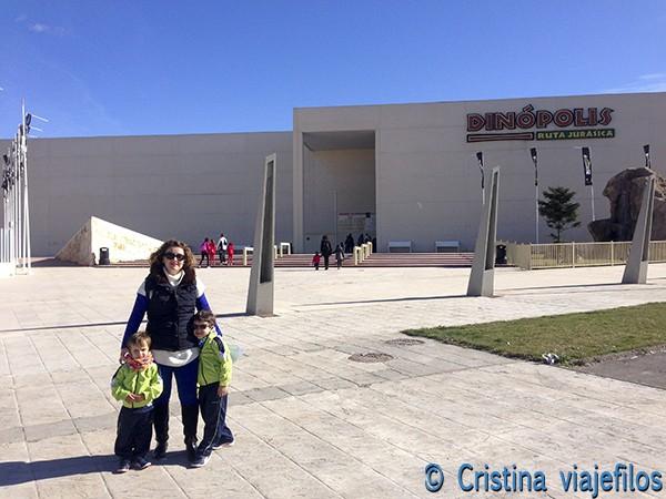 Viajefilos en Dinopolis y Teruel 04