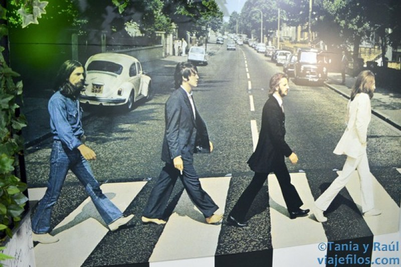 Liverpool, la historia viva de los Beatles