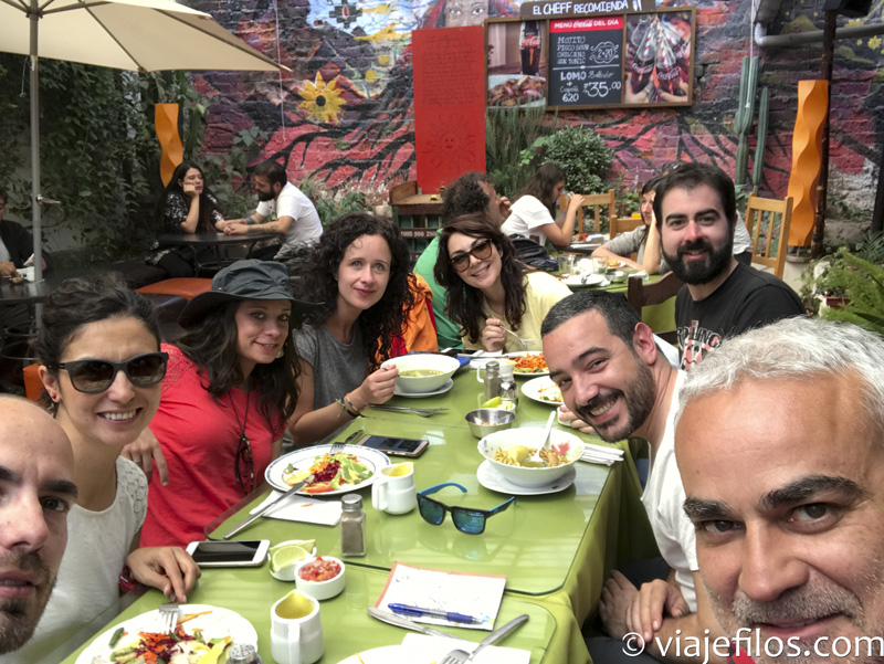 Buenos sitios para comer en Cusco