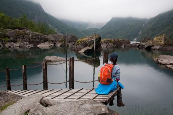 7 viajefilos en Noruega, Bondhusbreen 05