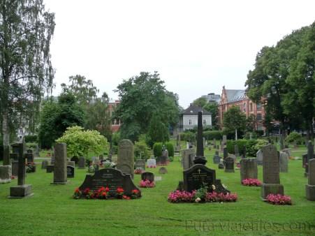 Cementerio Oslo