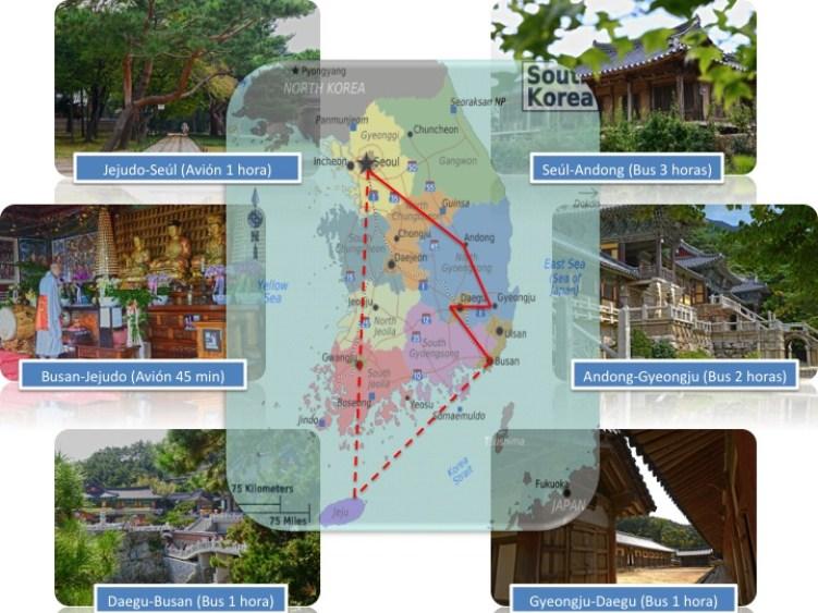 Corea en imagenes