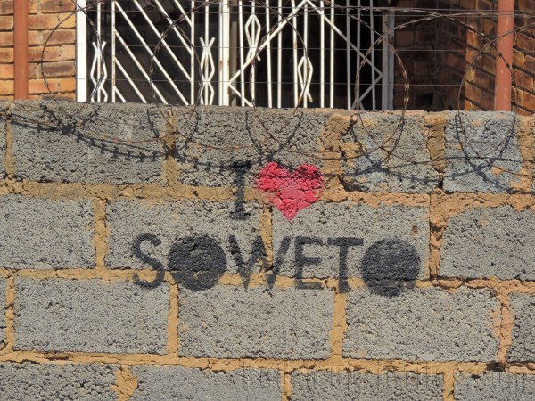 Visita del barrio de Soweto en Johanesburgo