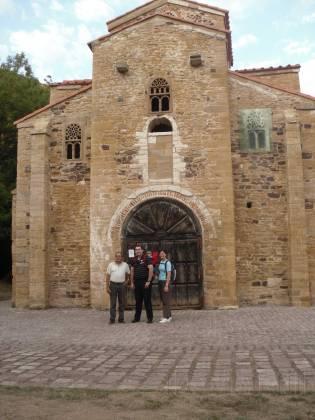Isa Camino de Santiago 04