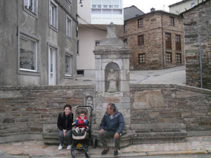 Isa Camino de Santiago 06